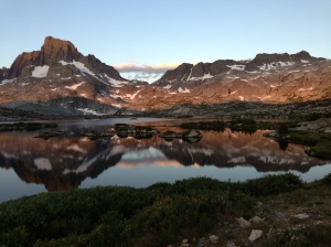 Thousand Island Lake, JMT